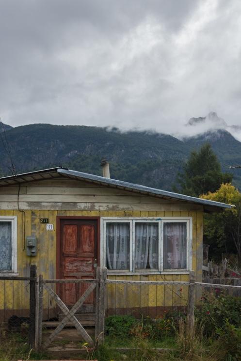 Casa en Villa Mañihuales.