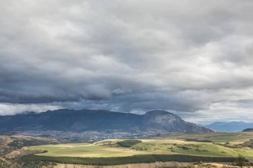 Ciudad patagona de Coyhaique