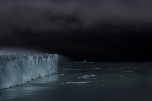 El cielo nos regala unas luces excelentes para disfrutar de los hielos.