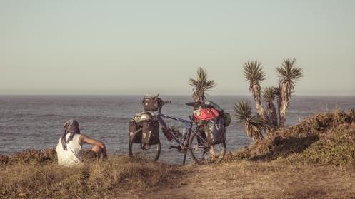 La llegada a la Playa de Teresa fue simplemente especial.