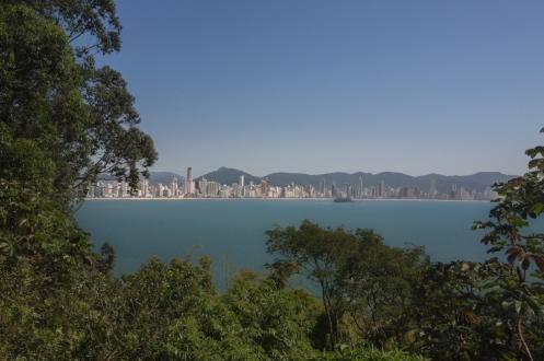 Rincones turísticos en medio de este paraiso Brasileño. Balneario de Camboriú.