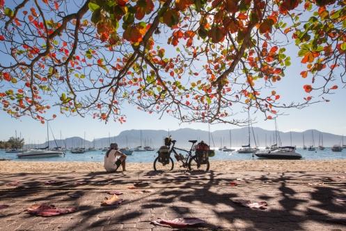 Rincones en Ilhabela, una isla con mucho turismo pero que conserva la esencia natural de un paríaso.