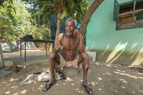 Chumbo es nativo de Maresias, pura esencia de Brasil.