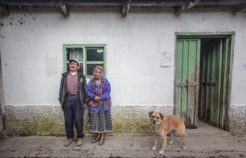 La parte más cálida de Guatemala está en las personas que me encuentro en el camino y me abren su casa.