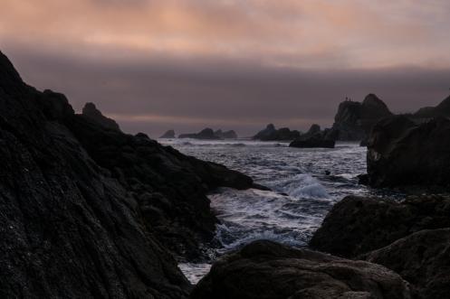 Los camping de Oregon tienen unas localizaciones verdaderamente expectaculares.