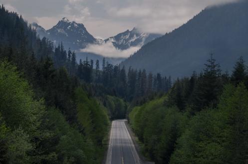 Nos acercamos a lo salvaje pedaleando por la isla de Vancouver