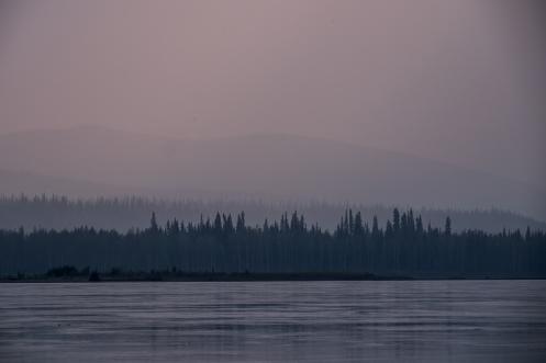 El rio Yukon.